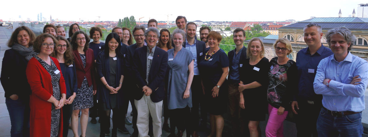 Team Photo of the Scalings Team